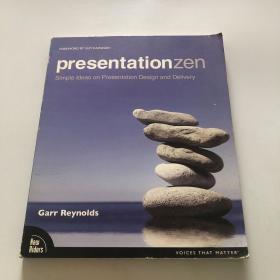 Presentation Zen:Simple Ideas on Presentation Design and Delivery