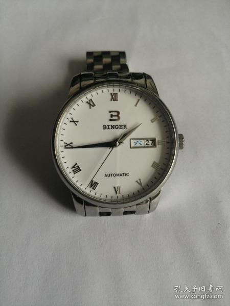手表腕表,正品保真9.5成新。