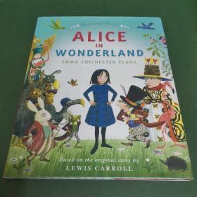 ALICE  IN  WONDERLAND(外文原版)