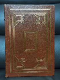 Tristram Shandy by Laurence Sterne -- 劳伦斯 斯特恩《项狄传》Easton Press 1980年出品 真皮收藏版