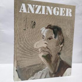 SIEGFRIED ANZINGER 艺术绘画