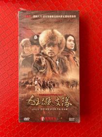 狂飙支队 (红色经典抗战传奇电视连续剧)(12张 DVD)全新没拆封
