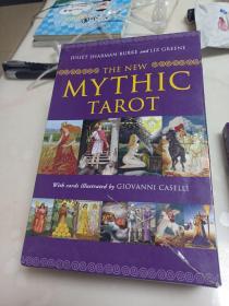 New Mythic Tarot 新神话塔罗牌 英文原版