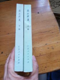 唐史演义(上下册)