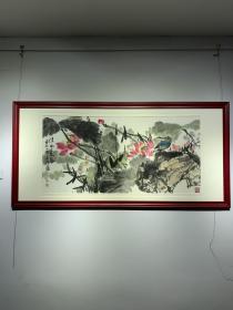 尹延新,出版展览作品