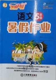 语文5年级暑假作业