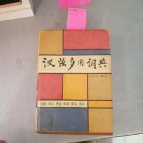 汉语多用词典