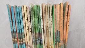 80       90    五年制    小学语文课本        24本合售