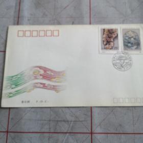 (和平解放西藏四十年)纪念邮票首日封