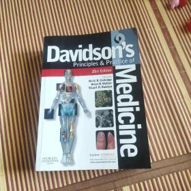 Davidson's Principles and Practice of Medicine:With STUDENT CONSULT Online Access