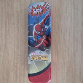 铁皮铅笔盒:蜘蛛侠