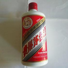 茅台酒瓶2010年一个