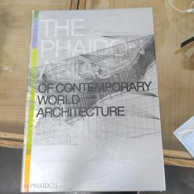 The Phaidon Atlas of Contemporary World Architecture——费顿当代世界建筑地图集