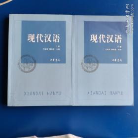 现代汉语(全二册)兰宾汉邢向东