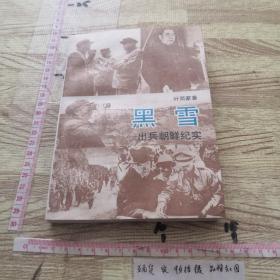 黑雪—出兵朝鲜纪实
