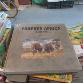 永远的非洲 一版一印