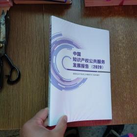 中国知识产权公共服务发展报告 2020  未开封