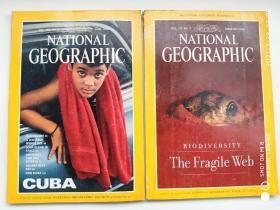 NATIONAL GEOGRAPHIC:美国国家地理英文版1999年2、6月