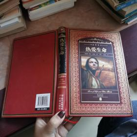 世界文学名著典藏 全译本 热爱生命