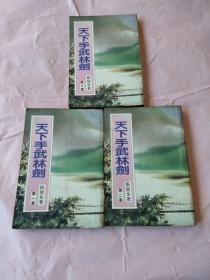 天下手武林剑(三册全)