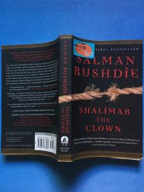 Shalimar The Clown,Salman Rushdie
