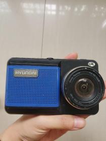 HYUNDAI韩国现代行车记录仪(可以打开摄像头拍摄清晰)