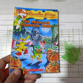 Geronimo Stilton #42:The Peculiar Pumpkin Thief老鼠记者#42:古怪的南瓜窃贼