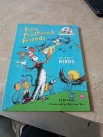 Fine Feathered Friends: All About Birds (Cat in the Hat's Learning Library)鸟类