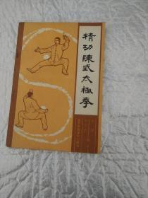 精功陈氏太极拳