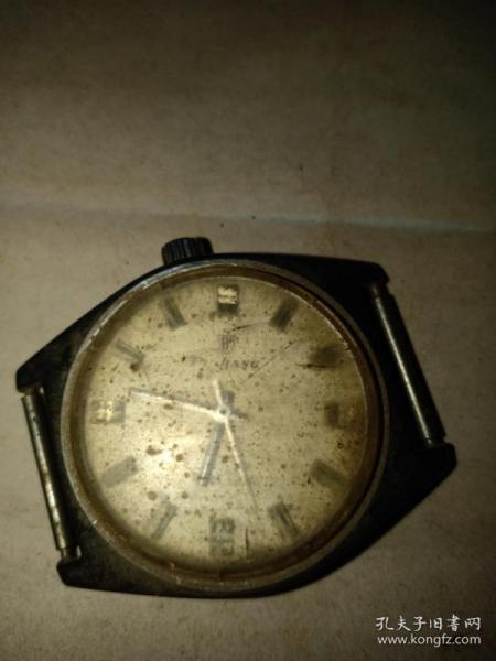 箱29-六七十年代 上海浦江手表厂,浦江牌手表很稀少,4.2*3.7cm