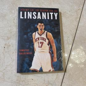 Jeremy Lin:The Reason for the Linsanity(全新正版未拆封,广州购书中心库存书)