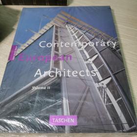 Contemporary European Architects:. v. 2  (Big Art ) (Volume 2)