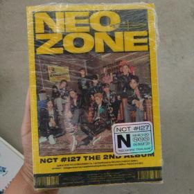 NCT 127 NEO ZONE专辑 N版