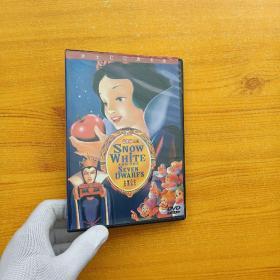 白雪公主 国粤英三语  DVD光盘一张