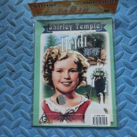 海蒂 DVD光盘