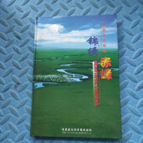 草原文化名城——锦绣赤峰  DVD