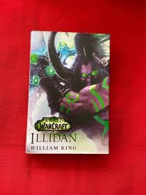 Illidan: World of Warcraft (英语) 精装