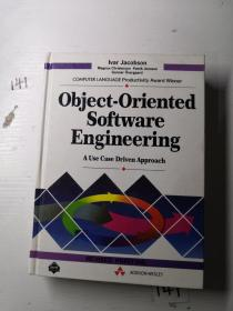 Object-Oriented Software Engineering:A Use Case Driven Approach