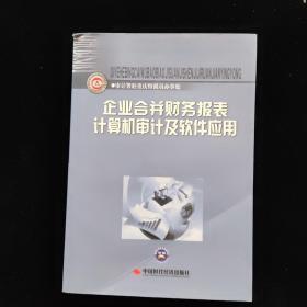 企业合并财务报表计算机审计及软件应用一版一印