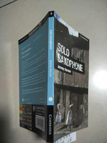 Solo Saxophone {平装  库存  没盘
