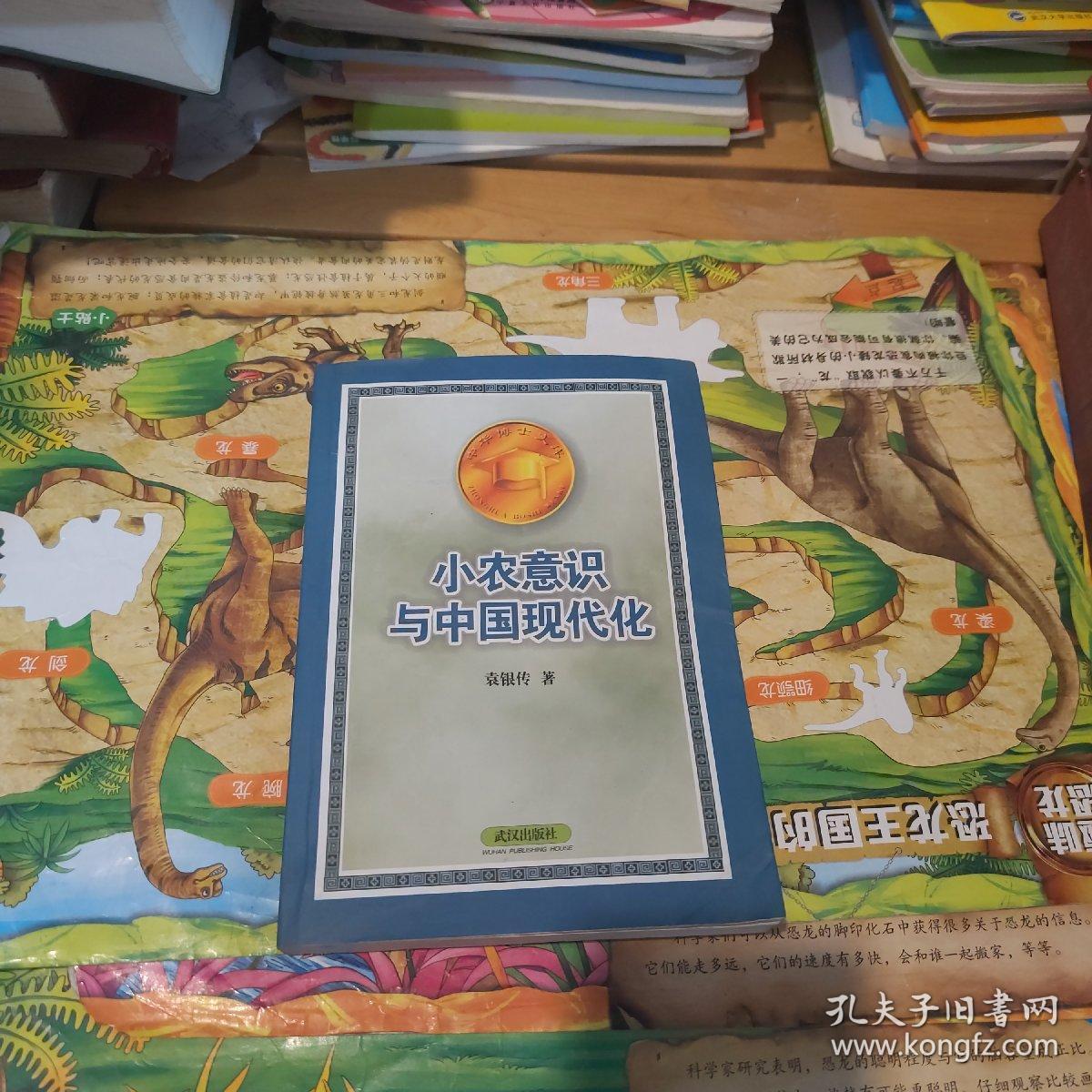 小农意识与中国现代化