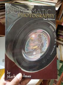 英文原版 NUMISMATIC PHOTOGRAPHY 2nd Edition by Mark Good man(钱币摄影 第二版)