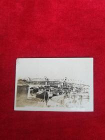 民国照片 海珠桥