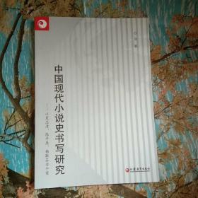 中国现代小说史书写研究:以夏志清、陈平原、杨联芬为个案