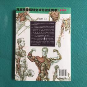 肌肉健美训练图解 (塑封全新)
