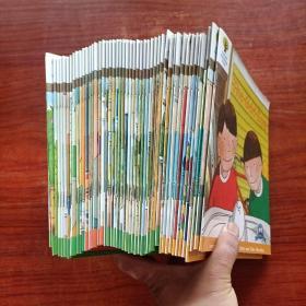 牛津阅读树英文原版绘本oxford reading tree《1-1--1-60,缺6本,现存54本》《2-1--2-36,36本》《DD1-2--DD1-24,缺11本,现存13本》(DD2-1--DD2-12, 12本)115册合售