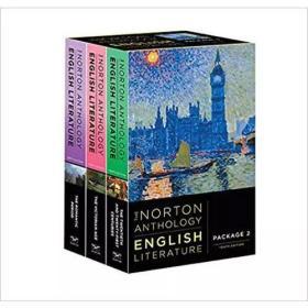 Norton anthology English literature