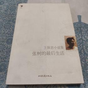 张树的最后生活:王保忠小说集