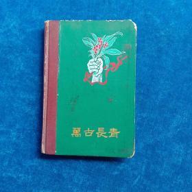 手抄医药卫生笔记本(手写60张)