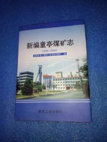 新编童亭煤矿志.1989--2009(一版一印,硬精装)